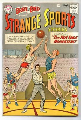 Brave & the Bold #46 (Strange Sports Stories) Silver Age-DC FN/VF {50% OFF}