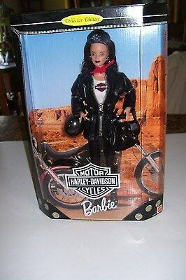 1998 HARLEY- DAVIDSON BARBIE-Collector Edition