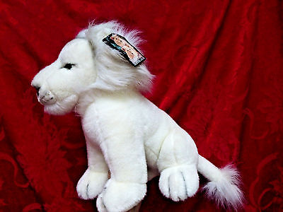 Vintage Siegfried and Roy LARGE White Tiger Mirage Casino Las Vegas Collectible