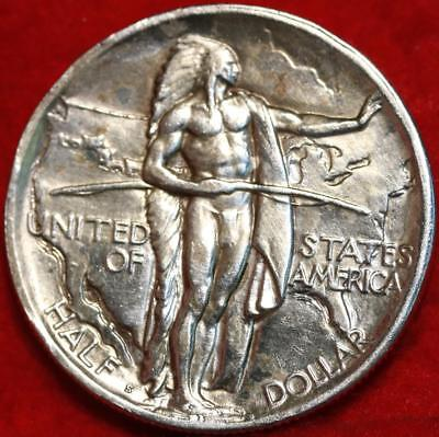 1926-S San Francisco Mint Oregon Trail Silver Comm Half Free S/H