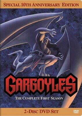 GARGOYLES THE COMPLETE FIRST SEASON 1 New Sealed 2 DVD Set