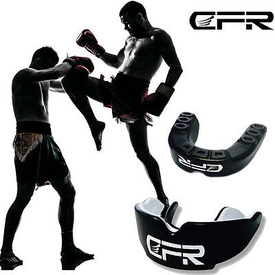 Boxing Gum Shield MMA Martial Mouth Guard Teeth Protection For Extreme Sports UK