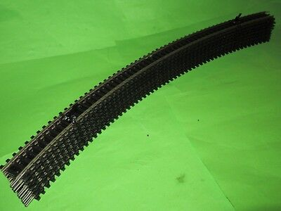 Hornby OO gauge lot 8 R609 double 3rd radius curved track nickel silver rail VGC