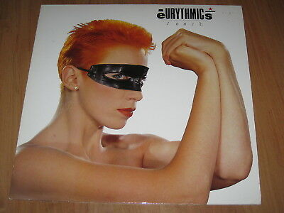 Eurythmics - Touch LP 1983 mit Who`s that girl / TOP