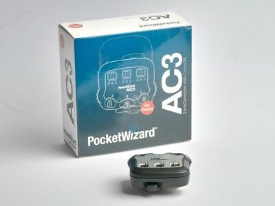 PocketWizard AC3  für / for Canon OVP