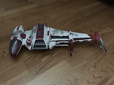 Star Wars B Wing dagger squadron Edition Vintage Collection