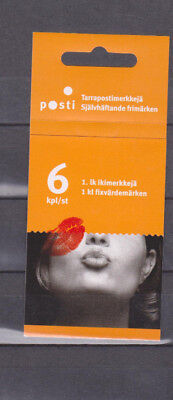 MH- 1690 ** 2004, Friendship kiss 6 in booklet