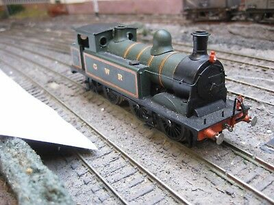 00 WILLS FINECAST Kit built GWR U TAFF VALE   0-6-2 T Locomotive BOXED EXCELLENT