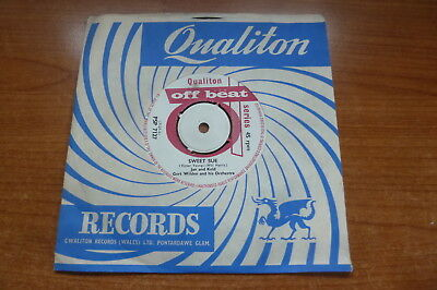 Jan and Keld - Sweet Sue 1961 UK 45 QUALITON POPCORN