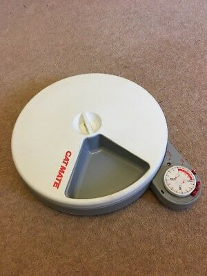 Cat Mate C50 5 Meal Automatic Cat Feeder