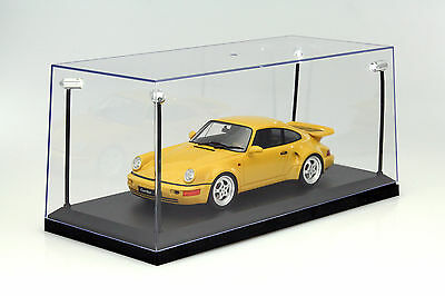 Single Cabinet with 4 Moving LED LAMPS FOR MODEL CARS ON A Scale of 1:18 Tri