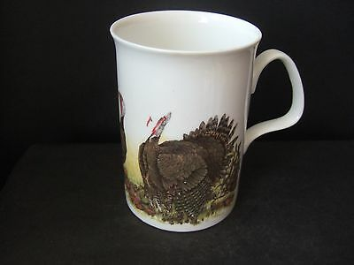 Roy Kirkham  Bone China Classic Collection   MUG Turkeys Design