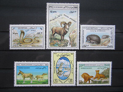 wildtiere afghanistan lot **