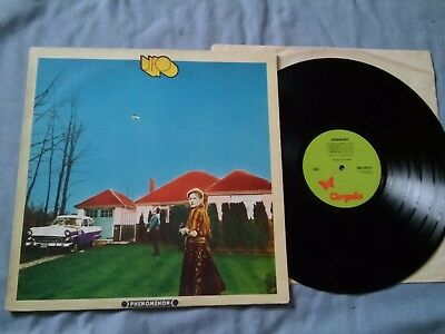 UFO <phenomenon> 1974-RARE  FIRST UK PRESS - GREEN CHRYSALIS LAB   - EX+