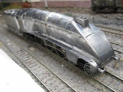 00 Wills Finecast Kit built A4 Gresley Locomotive Superb BOXED Prepped for paint