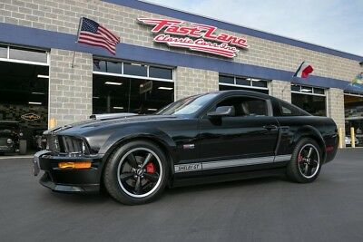 2007 Shelby Mustang GT Coupe 2-Door