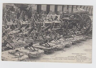 WW1 Trophies Of War - 1914 -1917 German Trench Mortars Artillery