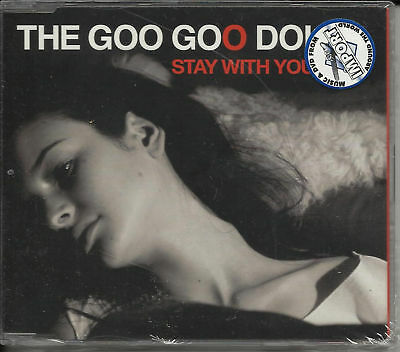 GOO GOO DOLLS Stay with You CD Single Let love in LIVE