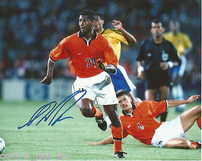 Netherlands Aron Winter Autographed Signed 8x10 Photo COA