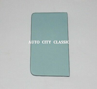 1955 1956 1957 Chevy Hardtop Convertible and Nomad Wagon Vent Glass Green Tint