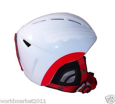 Outdoor Skiing High-Strength EPS CE Certification Children's Ski Helmet