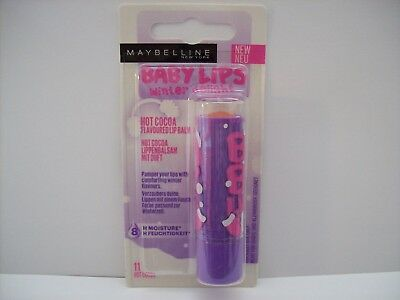 Maybelline New York Baby Lips Winter Delight Hot Cocoa