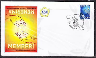 Indonesia 2006 - Members  First Day Cover