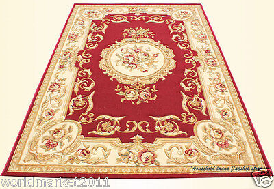 A9 European Style Pure Wool Length 150CM Manual Weaving Carved Flowers Carpet