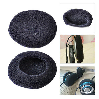 5Pairs/set Ear Pads Cushion Foam Replacement Cover Headphone Size#30mm 40mm 50mm