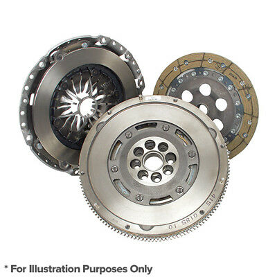 Dual Mass Flywheel + 2Pc Clutch Kit 240mm (Sachs System) Skoda Superb 3T 2008-On