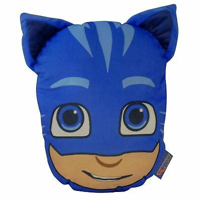 Official Pj Masks Catboy Filled Cushion & Pyjama Case Bedroom Kids New