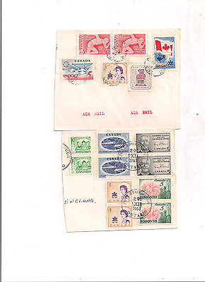 Canada stamps 1967 used