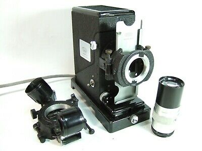 Photavit PHOTINA REFLEX TLR Camera BOX ONLY for Collector or Presentation 1950s