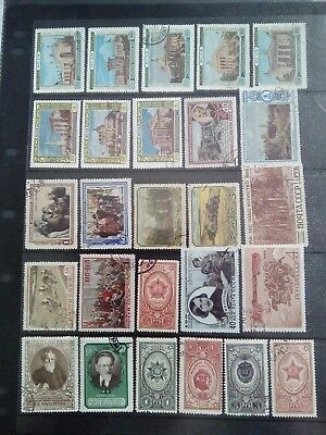 Stamps Used Mm  Russia B