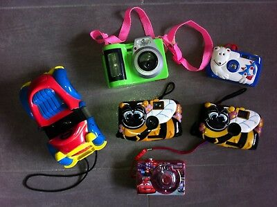 Lot Appareils Photo Gadgets