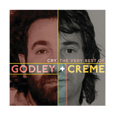 Godley + Creme ( New Sealed Cd ) Cry : The Very Best Of / Greatest Hits ( 10Cc )