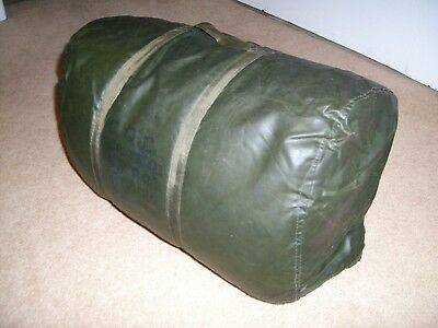 58' Pattern Sleeping Bag, waterproof base, Down,Excellent Condition, Normal size