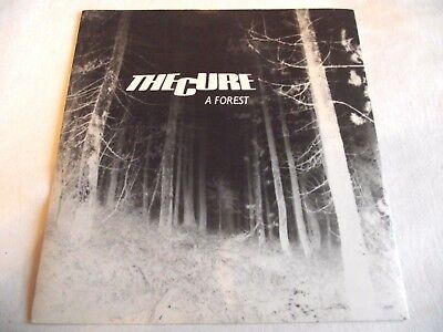 The Cure ~ A Forest ** 1980 Fiction 45