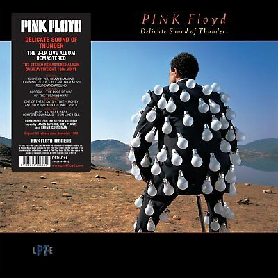 "Pink Floyd - Delicate Sound Of Thunder (NEW 2 x 12"" VINYL LP)"