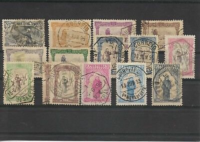Portugal Between #132 - #144 min cat $550 St Anthony (#8750a)