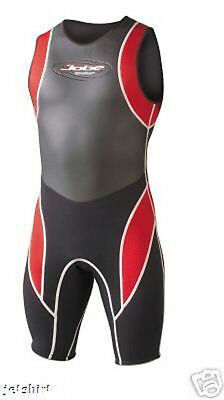 Combinaison shorty Chiller Red Jobe - XS(Junior) - wake - paddle - jetski -bouée