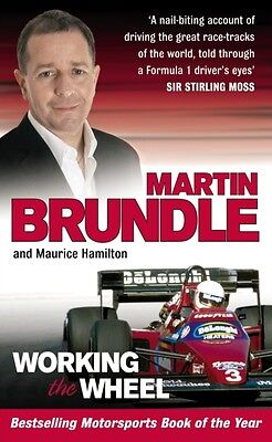 Working The Wheel (Paperback), Brundle, Martin, Hamilton, Maurice, 9780091900816