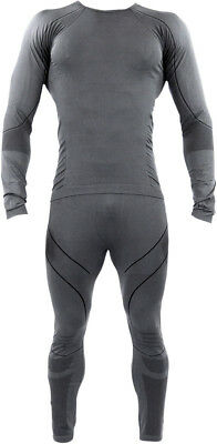 Schampa Pro Series Thermals Gray Mens One Size Fits Most PRO-THERML101