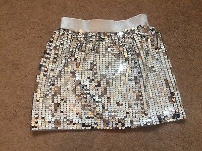 Tammy Girl Sequin Skirt Girls Age 9-10 Years, perfect for Christmas!!