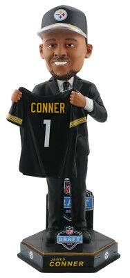 Pittsburgh Steelers 2017 James Conner Draft Day Excluisive Bobblehead
