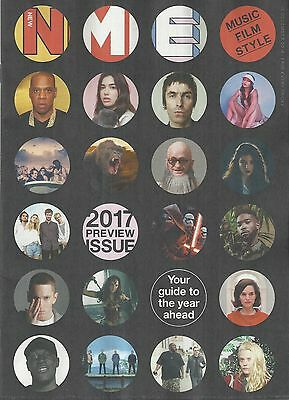 NME - 16 December 2016 - 2017 Preview Issue