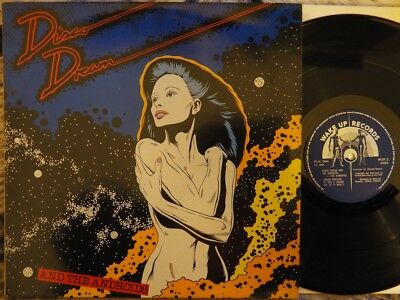 Disco Dream And The Androids - The Androids (Uk, 1979, Wake Up Lp, Vg+ Cond)