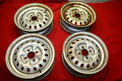 Triumph Spitfire Original Road Wheels