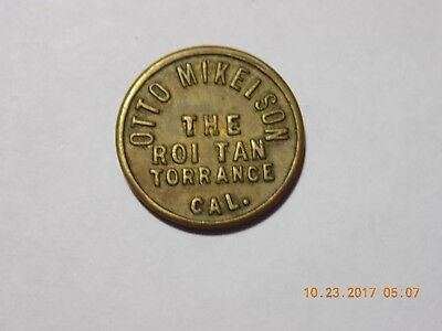 Good For Token - OTTO MIKELSON / THE ROI TAN - Torrance, Calif. - K-19