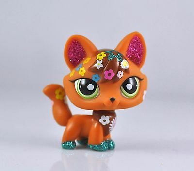 Littlest Pet Fox Cat Collection Child Girl Boy Figure Colour Toy Loose LPS14